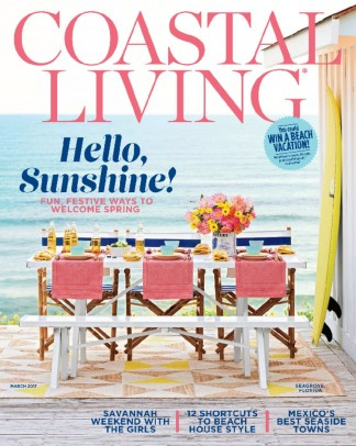 Coastal Living magazine