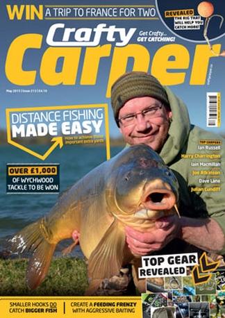 Crafty Carper magazine