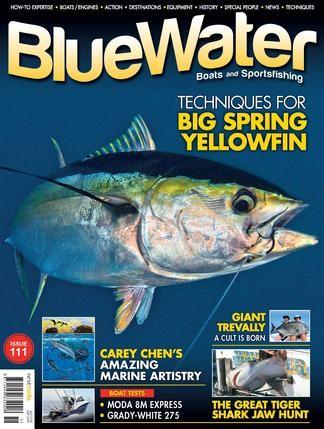 Bluewater Boats And Sportsfishing magazine