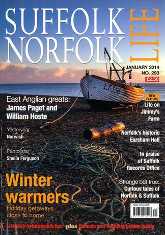Suffolk Norfolk Life magazine