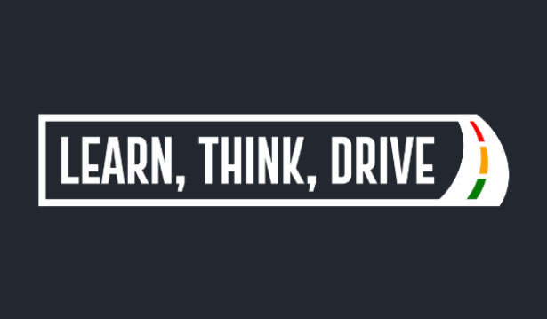 Learn, Think, Drive logo