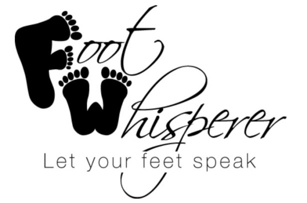 Foot Whisperer logo