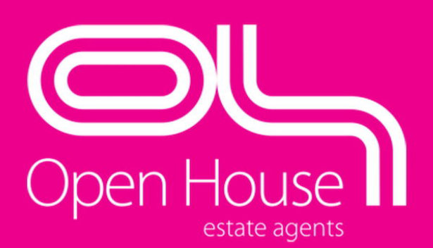 Open House Estate Agents Staines Upon Thames logo