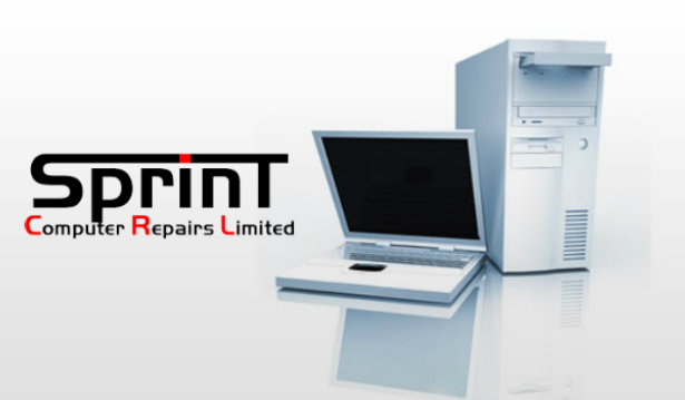 Sprint Computer Repairs Ltd logo