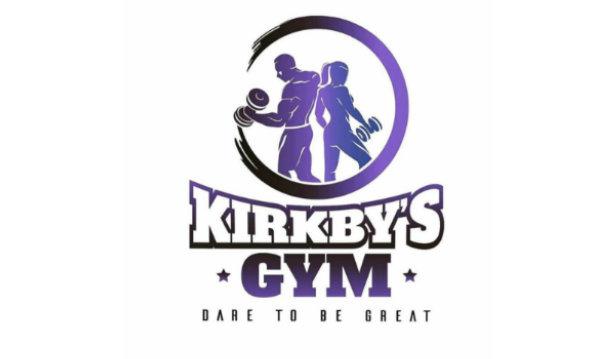 Kirkbys Gym logo