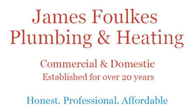 James Foulkes Plumbing and Heating logo