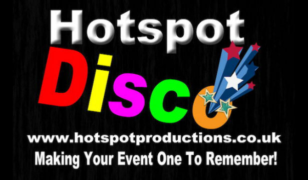 Hotspot Productions logo