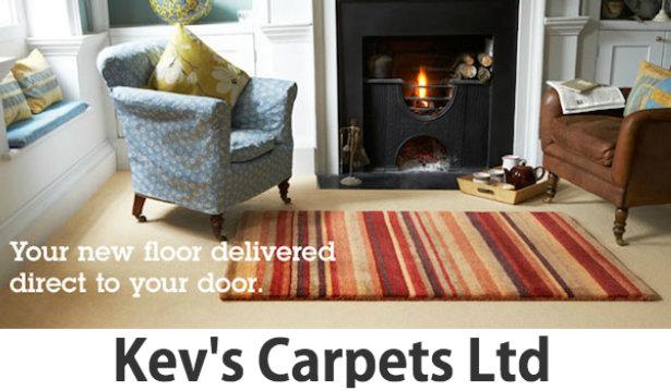 Kevs carpets logo