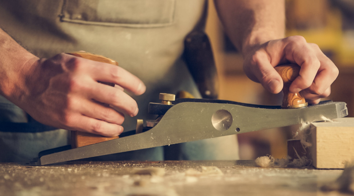 GB Carpentry logo