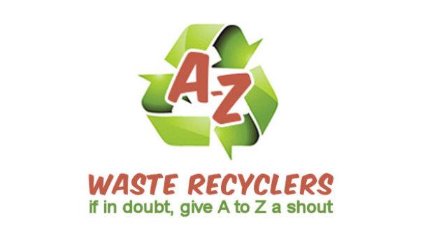 A-Z Waste Recyclers logo