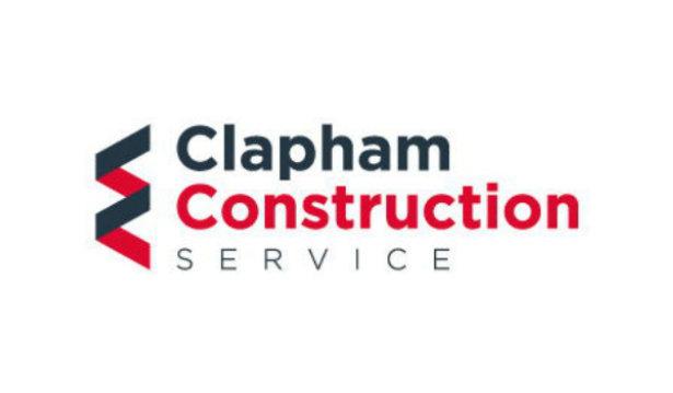 Clapham Construction Service logo