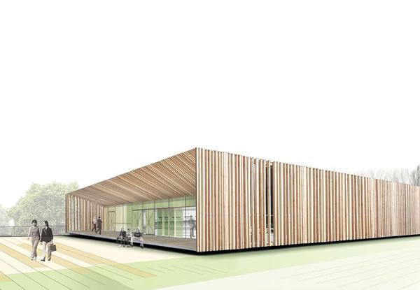 Neubau einer wettkampftauglichen Drei-Feld-Sporthalle im Sportzentrum St.Wendel