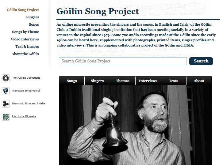 Góilín Song Project