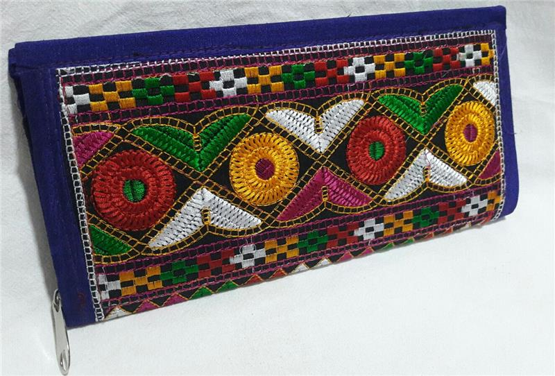 Bags Purses Classic Kutch Traditional Hand Embroidered Designer 51706