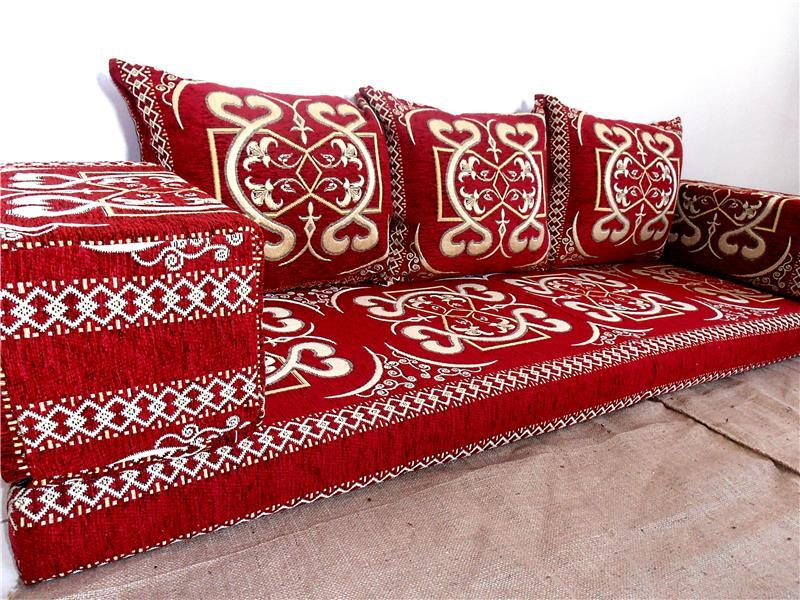 Furniture-arabic floor sofa set,arabic seating,arabic-60037