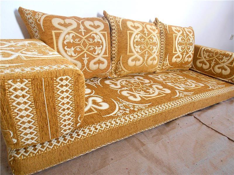 Furniture-arabic Floor Sofa Set,arabic Seating,arabic-60039