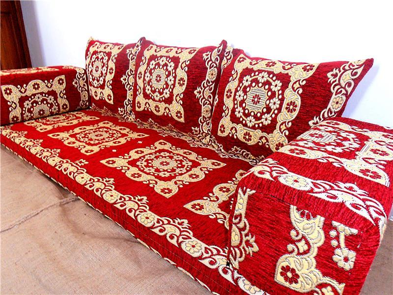 Furniture-arabic floor sofa set,arabic seating,arabic-60038
