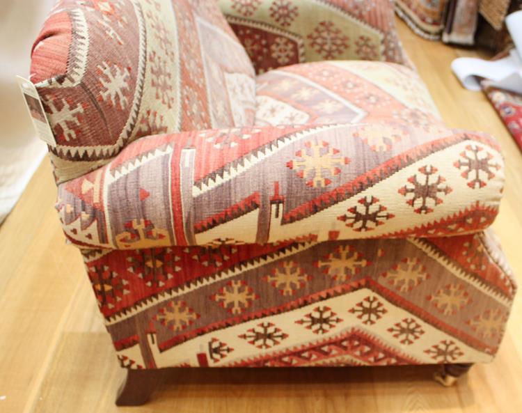 R6888 Antique Kilim Sofa