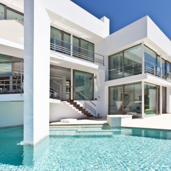 CAN CRISTAL - Luxury Villa for rental in Ibiza