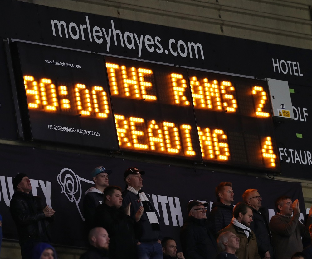 Derby-County-v-Reading