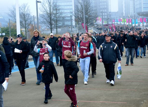 West-Ham-supporters