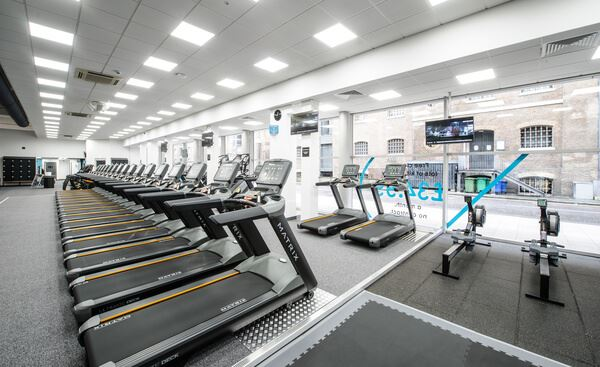 Pure Gym Canary Wharf >> First Look Six Things We Discovered At The New Pure Gym In