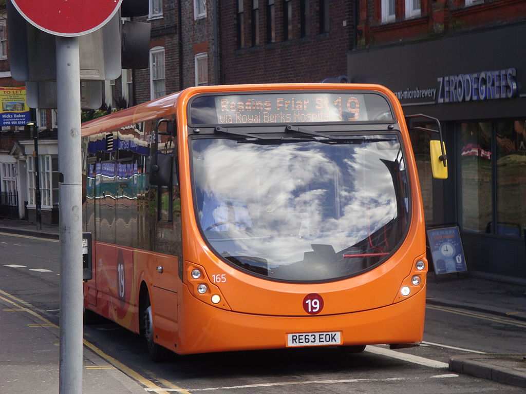 Changes To Lower Earley Bus Route To Hit Commuters Claims P Enger