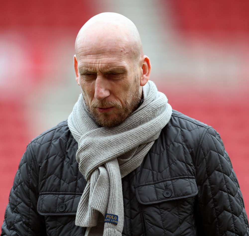 Relegation-threatened Reading sack manager Jaap Stam