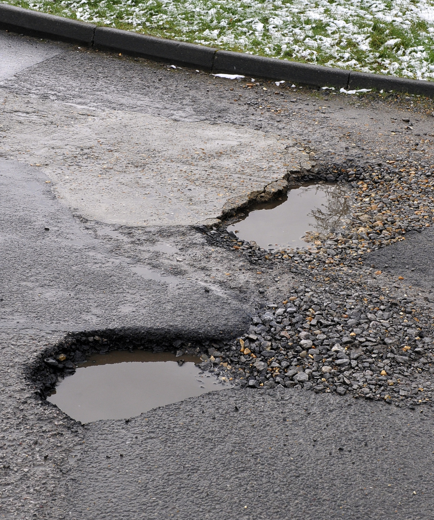 Cash pledge to fix potholes in North Yorkshire