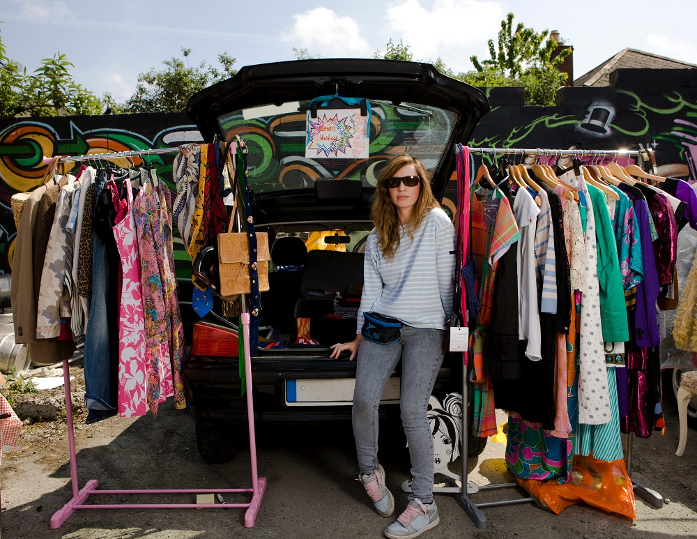 Car Boot Sale Stall