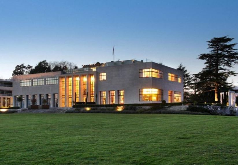 This Art Deco Dream Home Is For Sale In Ascot