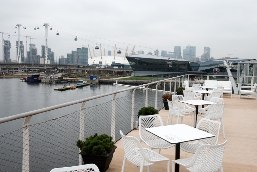 The Good Hotel : Why the good hotel in royal docks lives up to its name thewharf