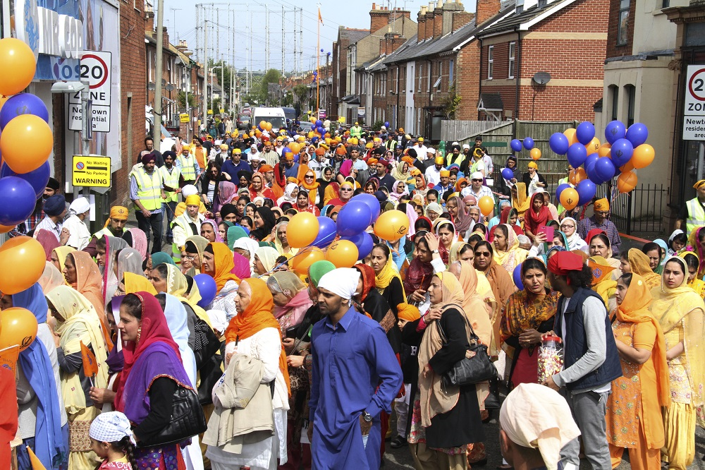 all you need to know about the huge sikh festival in reading
