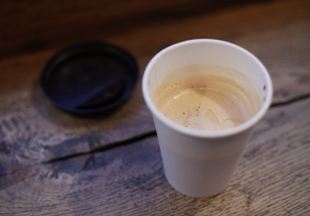 Waitrose free coffee scheme to ban paper cups