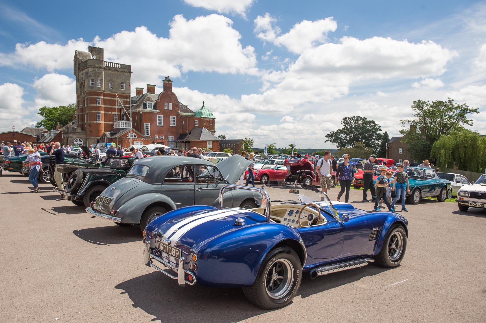 pangbourne college classic car show proves a triumph | getreading