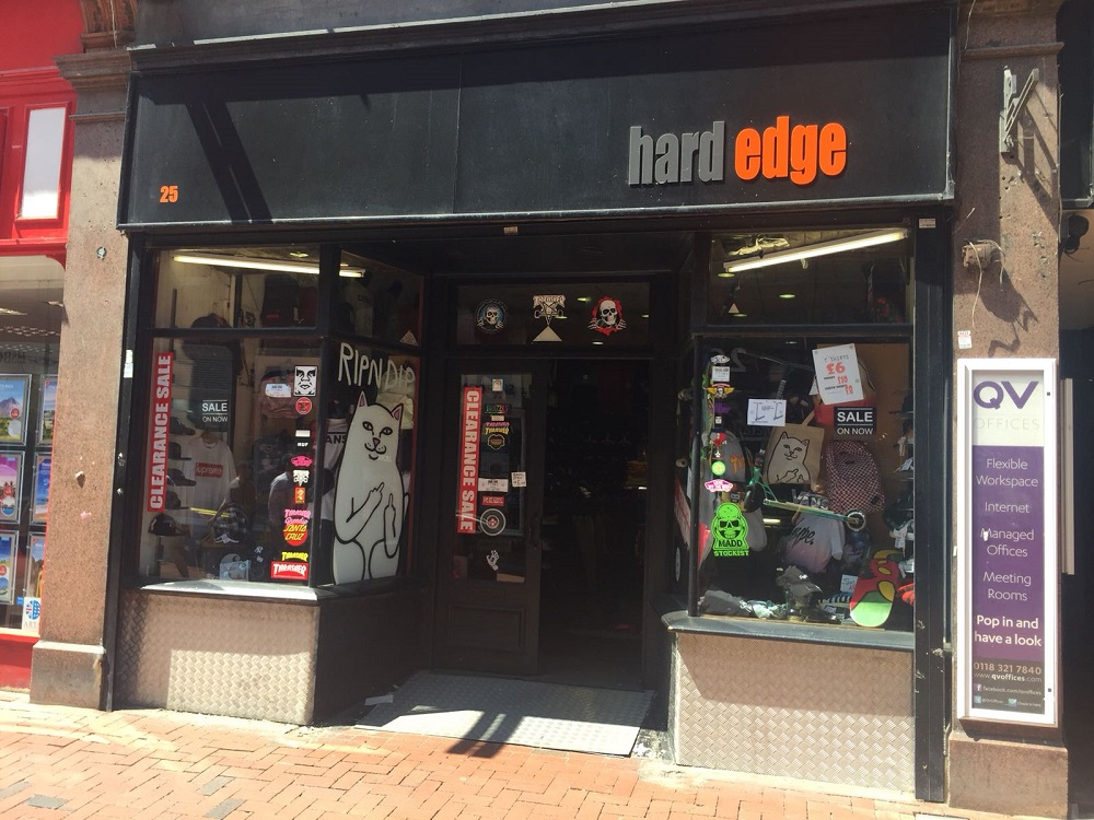 huge discount 2b457 1114d Independent Reading skate shop to close after 24 years in ...