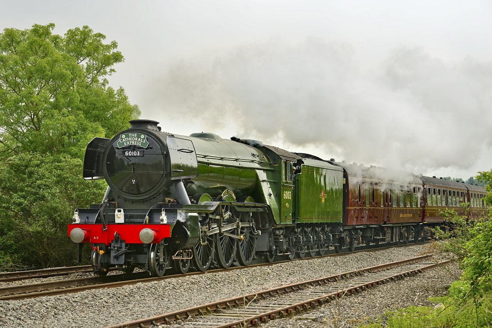 PG-Tony-Bartlett---Flying-Scotsman-near-Hungerford