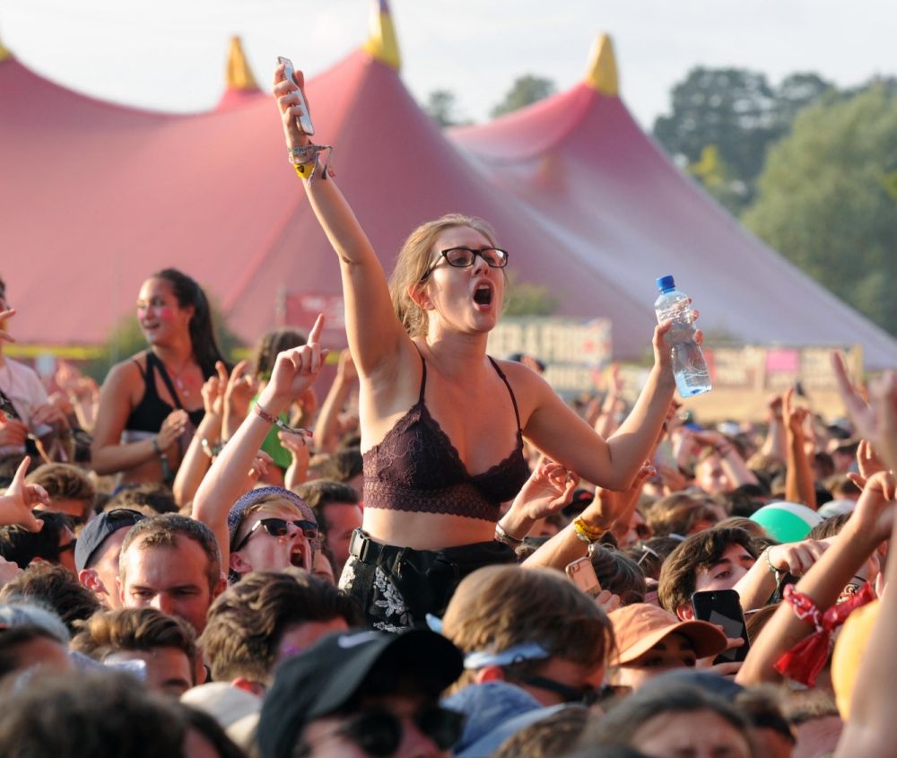 10 things only people who go to reading festival will understand