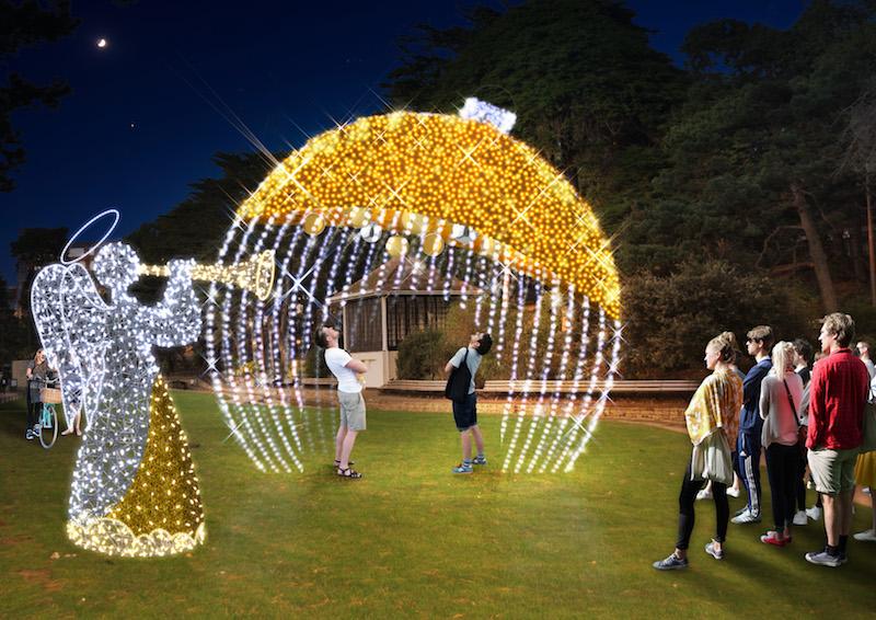 Christmas Tree Wonderland Bournemouth Coastal Bid.Bournemouth To Welcome New Winter Attraction Inyourarea
