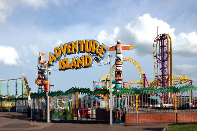Days-out-in-Essex-for-children-with-special-needs-or-disabilities-Adventure-Island