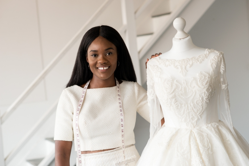 Jacqui James talks wedding gowns ahead of her YouTube channel launch ...