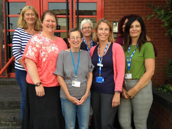 Meet the 'incredible' volunteers helping vulnerable women ...