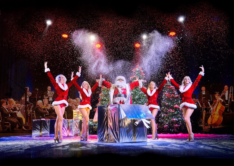 Christmas Spectacular.Strictly Come Dancing Christmas Spectacular Is Heading To