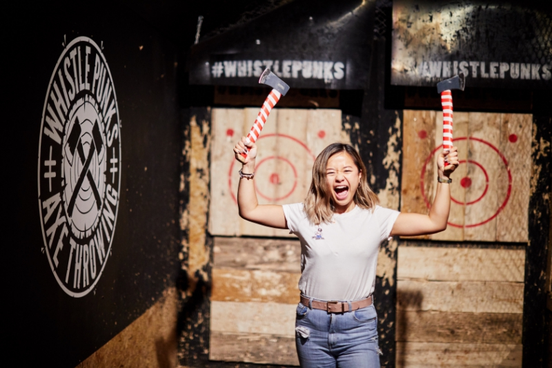 Got-an-axe-to-grind--Unwind-at-Whistle-Punks--an-urban-axe-throwing-venture-in-Vauxhall_-The-Wharf-_-5