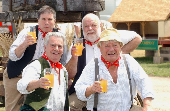 The-Wurzels