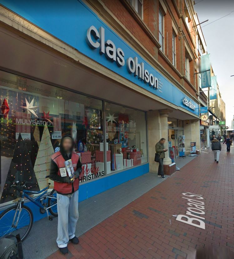 Reading s Clas Ohlson to close as company shuts UK stores  3301b7c0e1