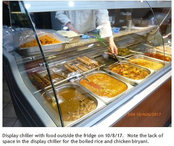 Asian sweet shop hit with £30k fine for poor food hygiene