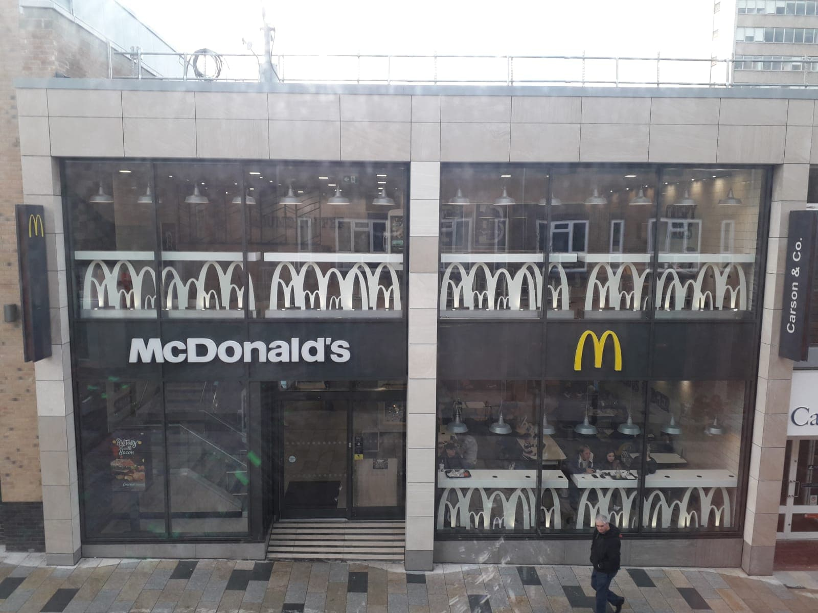 ec95470005c Neighbours slam  total invasion of privacy  from new McDonald s in Bracknell