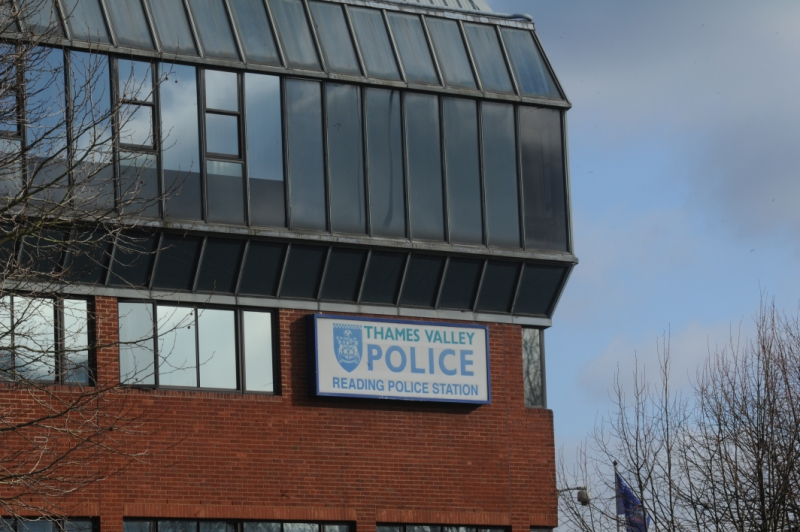 Former Reading police officer behaved inappropriately towards female colleagues
