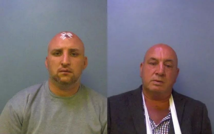 Father and son jailed for killing dad after pub fight